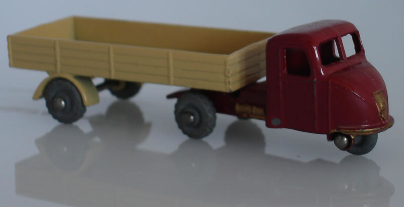 10B1 Mechanical Horse and Trailer