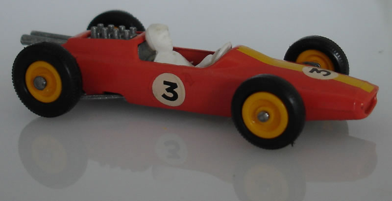 19D1 Lotus Racing Car