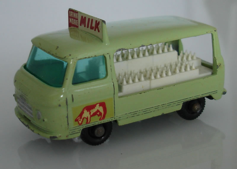 21C8 Commer Milk Float