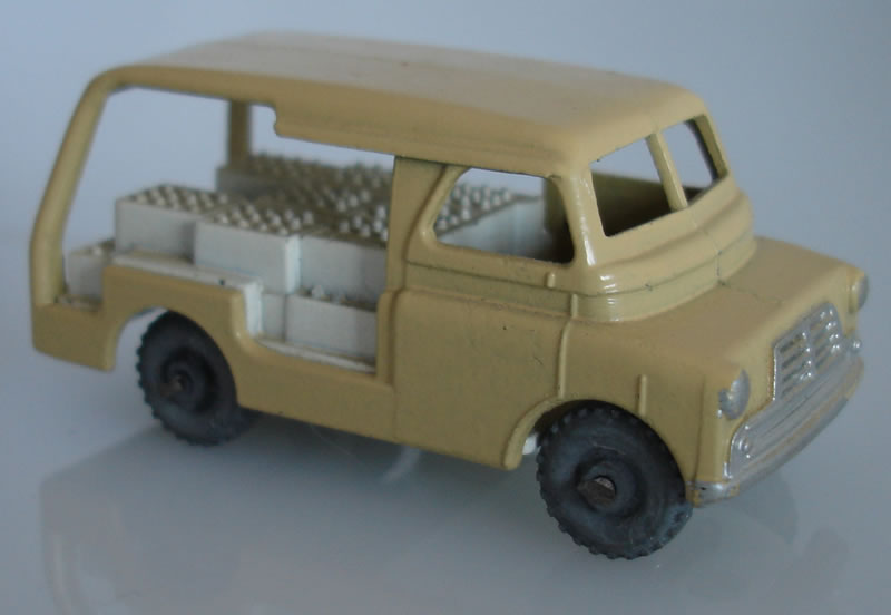 29A1 Bedford Milk Delivery Van