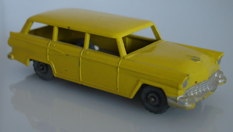 31A Ford Station Wagon
