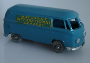34A Matchbox VW van