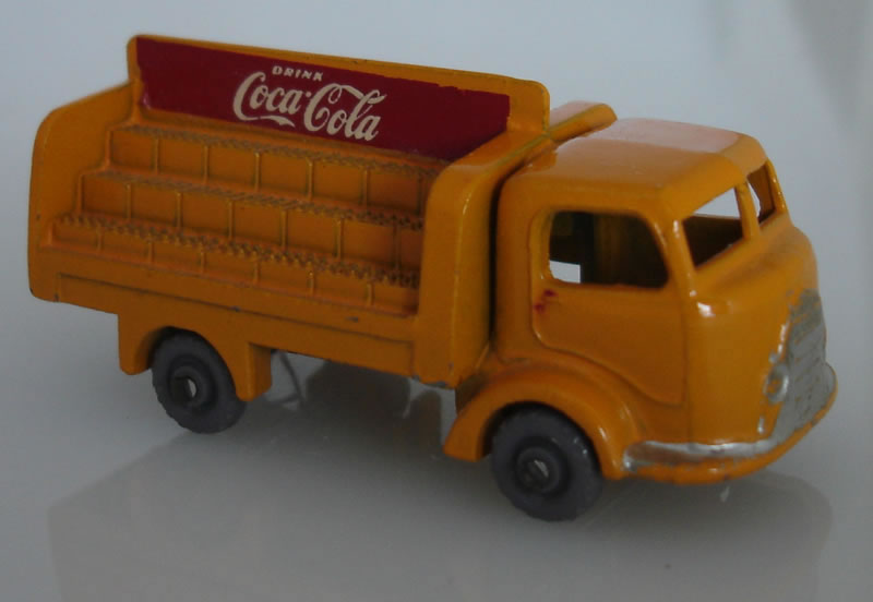 37A3 Cola Cola Lorry
