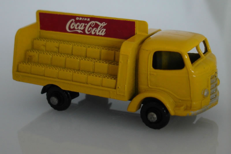 37B3 Cola Cola Lorry