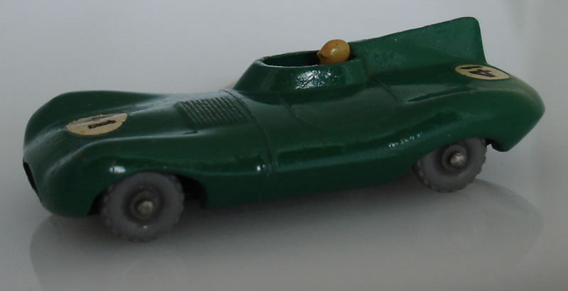 41B1 D-Type Jaguar
