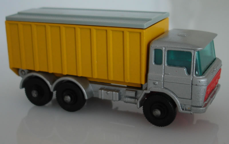 47C DAF Tipper Container Truck