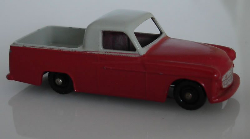 50A9 Commer Pickup