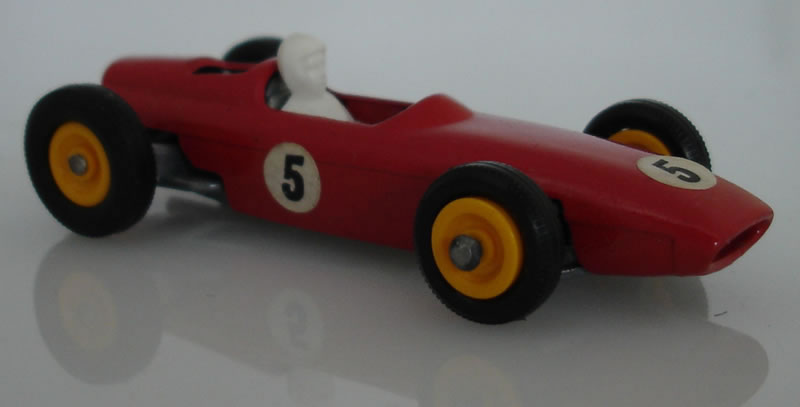 52B5 BRM Racing Car