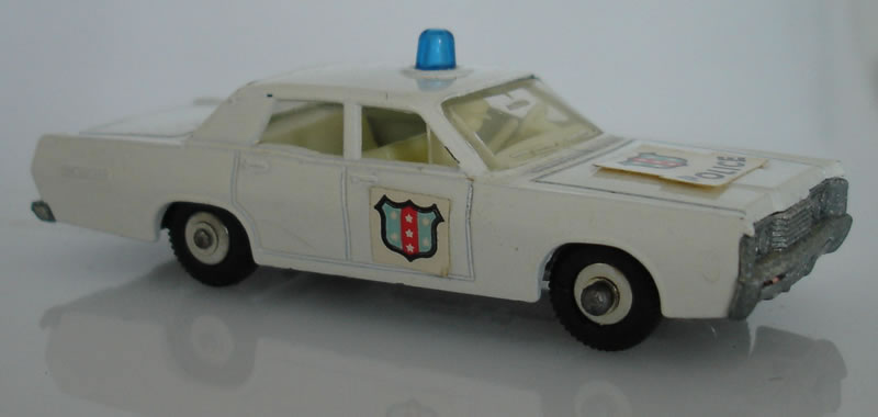 55D2 Mercury Police Car
