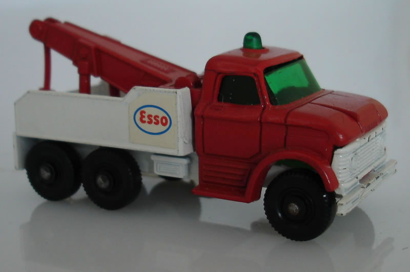 71C3 Ford Heavy Wreck Truck