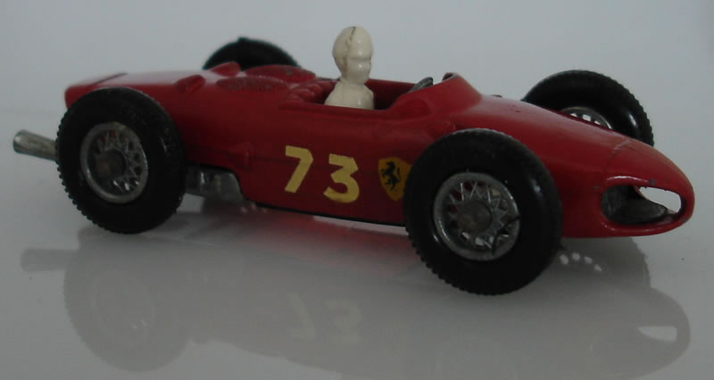 73B2 Ferrari F1 Racing Car