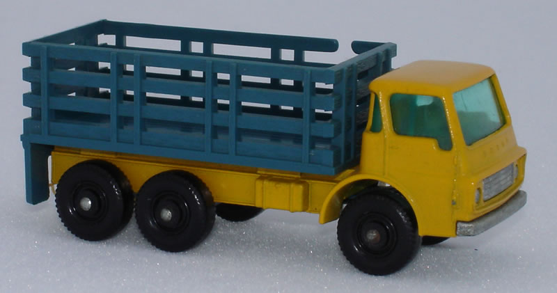 4D Dodge Stake Truck