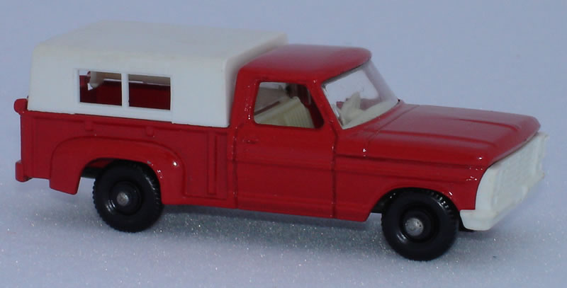 6D Ford Pickup Truck