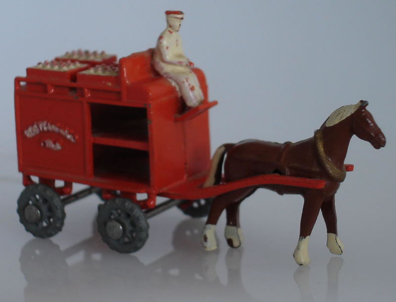 7A1 Horse Drawn Milk Float