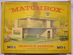 Matchbox MG1B1 Garage box