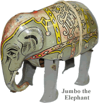 Lesney Jumbo the Elephant